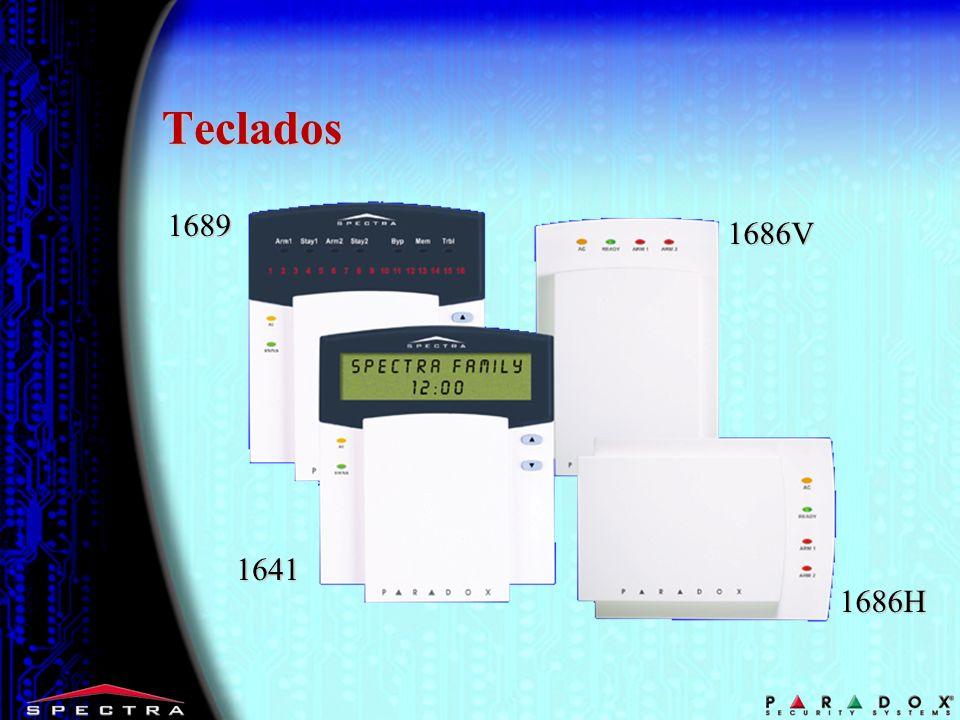 1689 1641 1686V 1686H Teclados