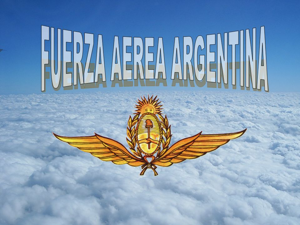 FUERZA AEREA ARGENTINA INSTITUTO DE FORMACION EZEIZA Especialidades: - Control del Espacio Aéreo - Meteorología - Mecánico de Taller - Carga y Despacho de Aeronaves - Oficinista - Apoyo Sanitario - Contra Incendios, etc.