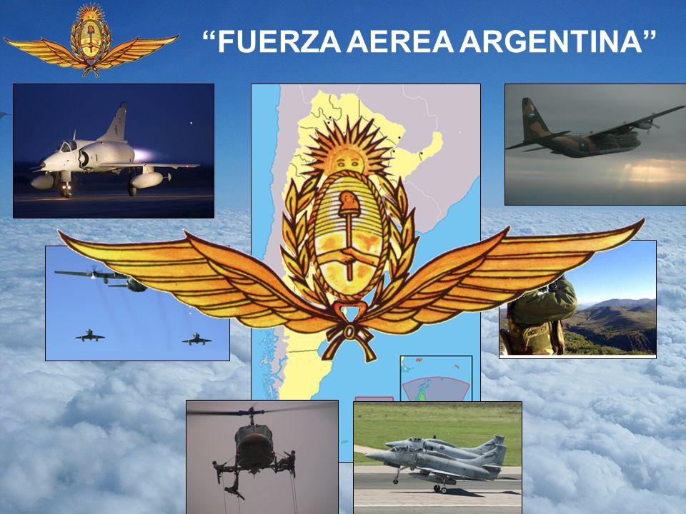 FUERZA AEREA ARGENTINA ESCUELA DE SUBOFICIALES DE LA FUERZA AEREA Especialidades: - Seguridad y Defensa - Telecomunicaciones - Sensores de Imágenes - Abastecimiento - Mecánica Aeronáutica - Electrónica Aeronáutica - Armamento, etc.