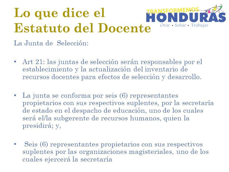 Observando el Concurso de Docentes 21 de Enero, 2011 Teléfono: 2265-0955 Email: info@transformemoshonduras.com Web: http://www.transformemoshonduras.com