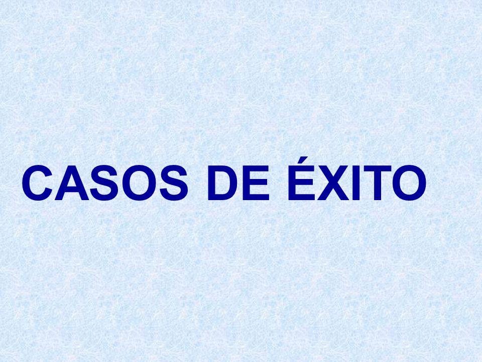 CASOS DE ÉXITO