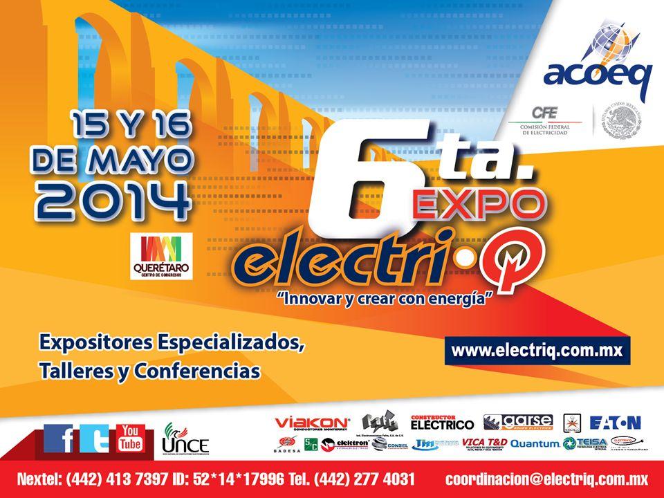 Por las cuales participar en el 6to Congreso Nacional ElectriQ: 1.