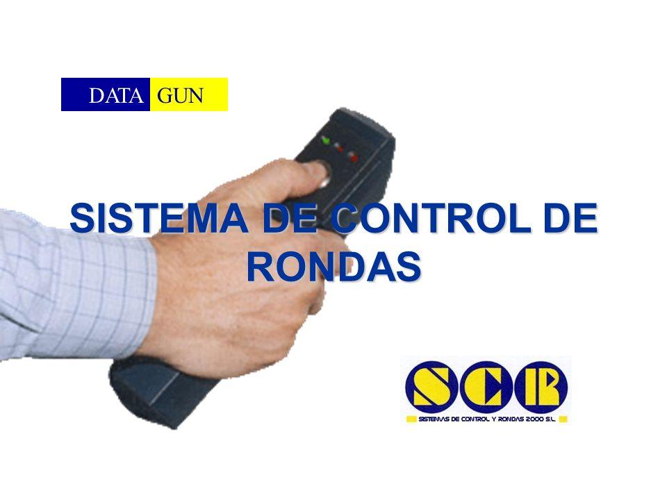SISTEMA DE CONTROL DE RONDAS DATAGUN