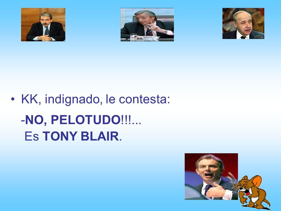 Tranquilizado, Aníbal Fernández llama al presidente KK y le dice: -¡Ya tengo la respuesta, Néstor!... ¡Es Roberto Lavagna!
