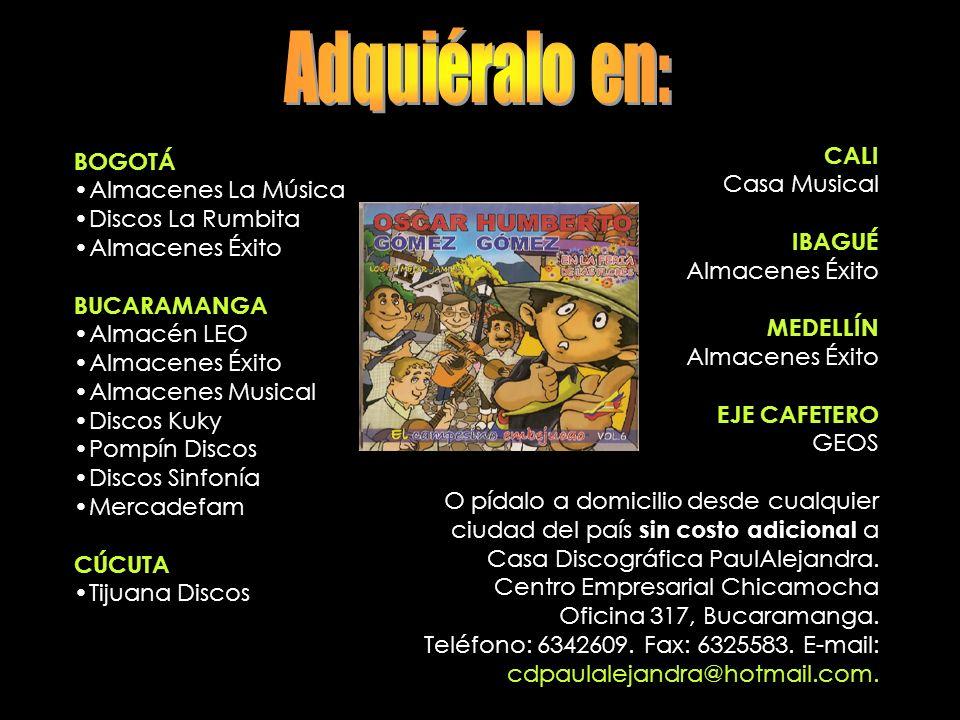 CANCIONES EL REVOCADO GUABINILLA CON TAL DE SER PRESIDENTES CUENTAS CLARAS PAPALOTE TRISTE TIPLE SILENTE, TIPLE SONORO EL FALSO JESÚS DEL NORTE QUÉ IBA A PENSAR DON CASIMIRO EMPELOTADA AEROPORTUARIA CANTO A FERNANDO SERRANO EL CURITA DE LA JOYA AGÜITA DE YERBABUENA HACE YA MUCHO TIEMPO BRISA DE LA MAÑANA LA CIUDAD SOLA ES SIN TI EN LA FERIA DE LAS FLORES BONUS TRACK: DRAMATIZADO