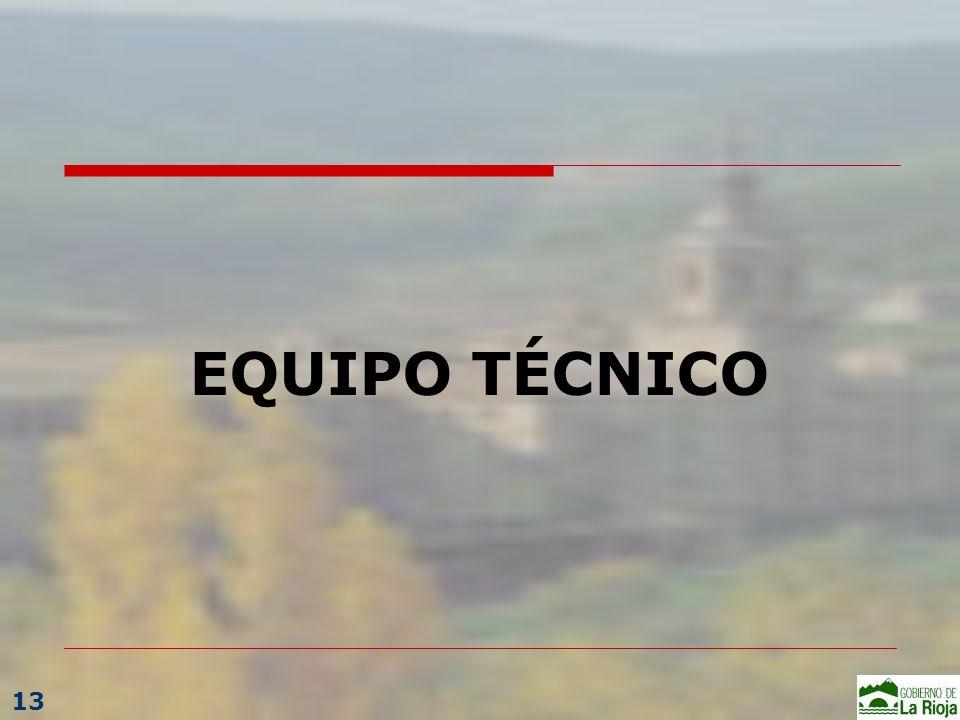 EQUIPO TÉCNICO 13