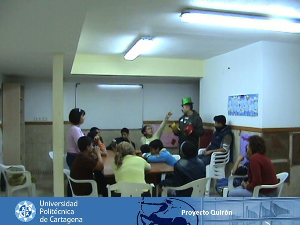 Proyecto Quirón