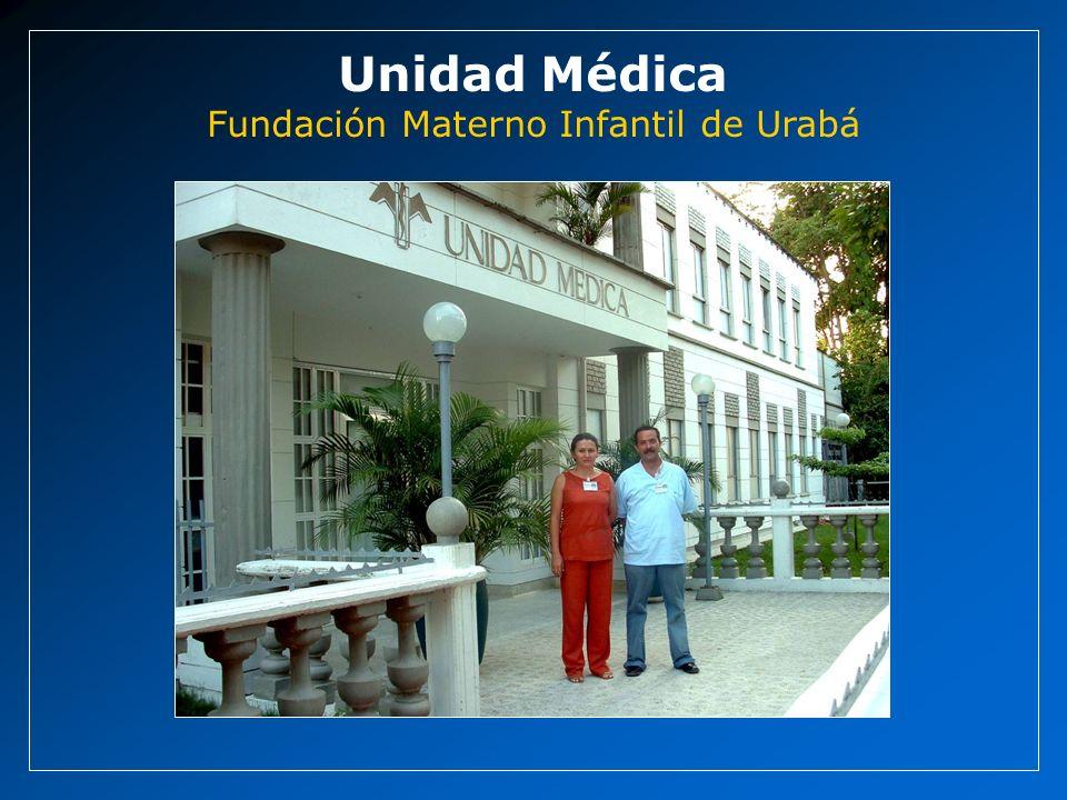 Unidad Médica Fundación Materno Infantil de Urabá