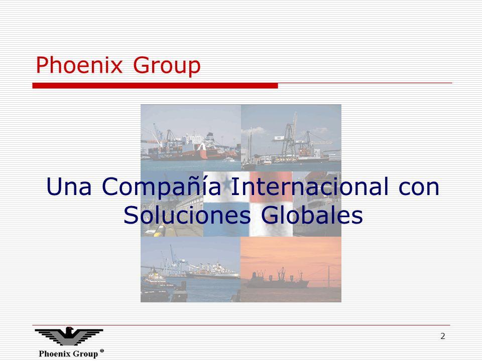 23 Phoenix Panamá Corporación:Phoenix Management Services Group, Inc.