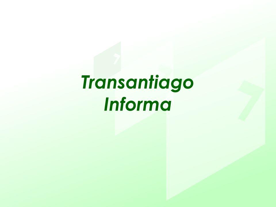 Transantiago Informa
