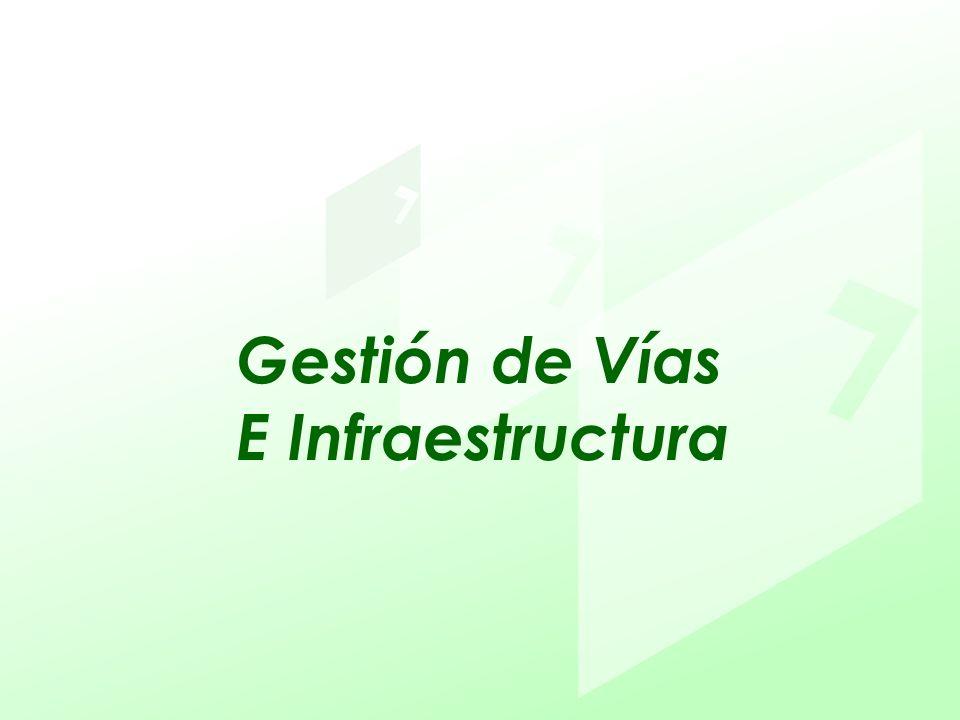 Gestión de Vías E Infraestructura