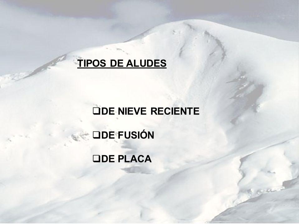 EJEMPLO DE MAPA DE ALUDES