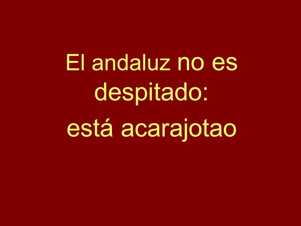 El andaluz no es buena persona: es buenagente
