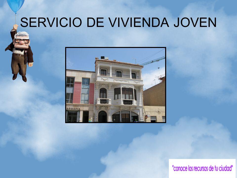 SERVICIO DE VIVIENDA JOVEN