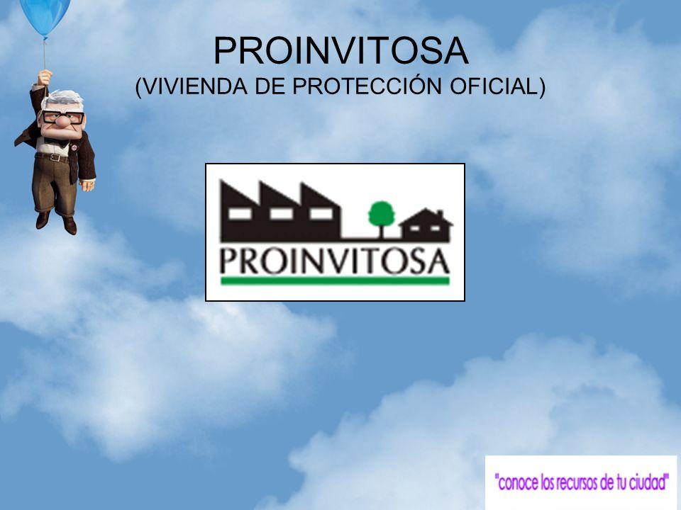 PROINVITOSA (VIVIENDA DE PROTECCIÓN OFICIAL)