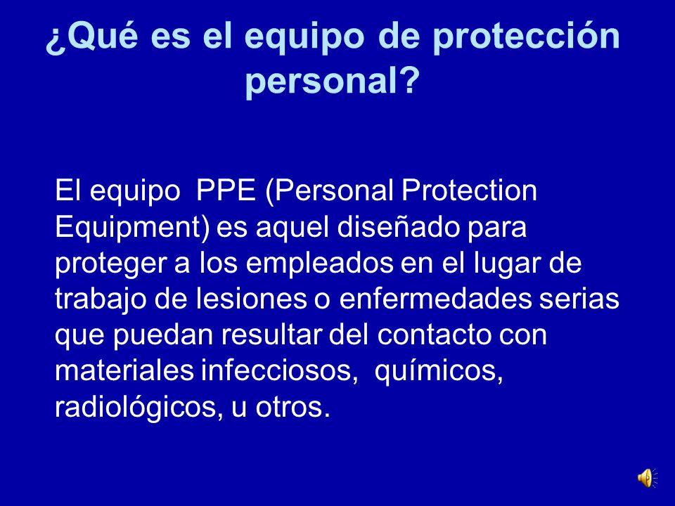 Aspectos legales de la selección y uso del equipo de protección personal José A. Norat Ramírez, PhD, JD Departamento de Salud Ambiental Escuela Gradua