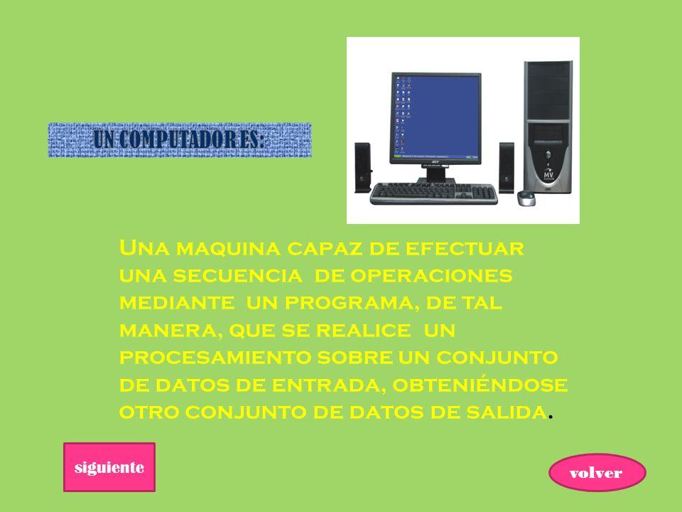Antes las primeras computadoras fueron hechas con el modelo de teclado de maquina de escribir Ahora las computadoras son realizadas con una pantalla completamente plana y con teclados mejores también hay computadores portátiles para mejor manejo.