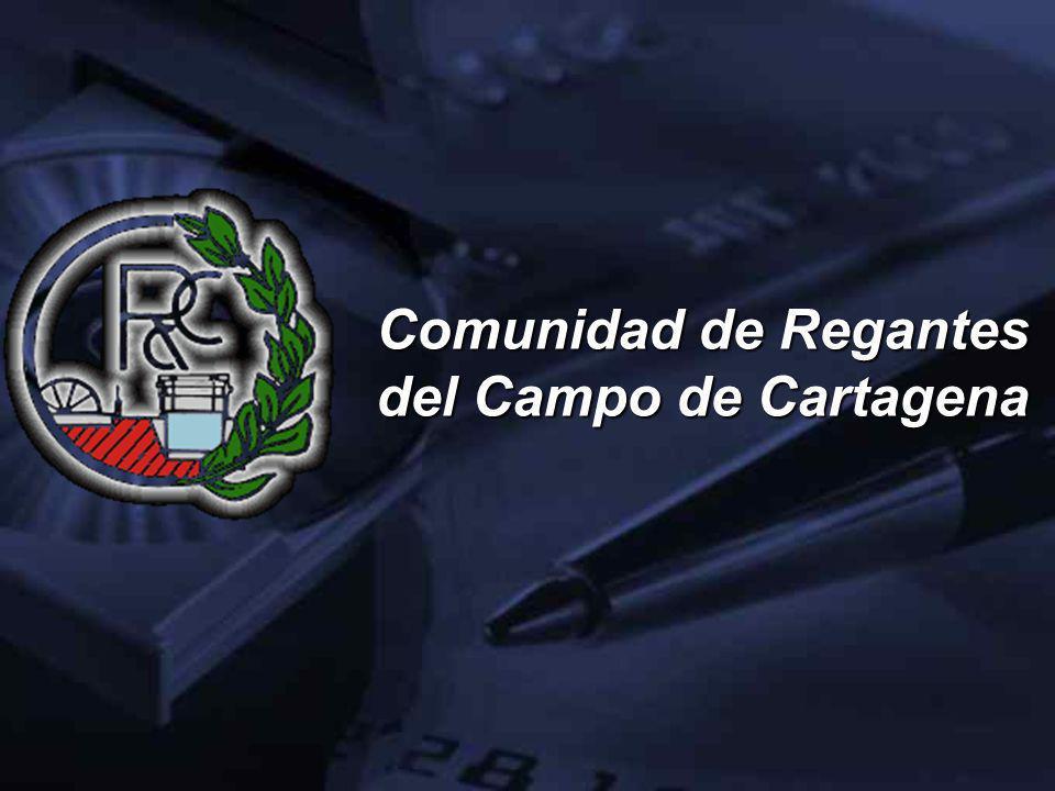 Comunidad de Regantes del Campo de Cartagena