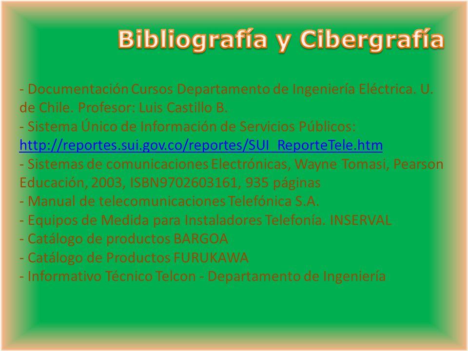 - Cableado Estructurado: Próximo Encuentro - xDSL. - IPTV. Basadas en Protocolo X.25. - RDSI. - Frame Relay. - ATM. - PDH. - SDH.