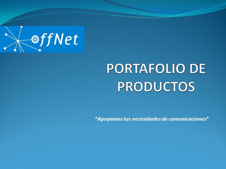 Nuestros Clientes OFFNET ha establecido relaciones comerciales con empresas de diversos rubros.