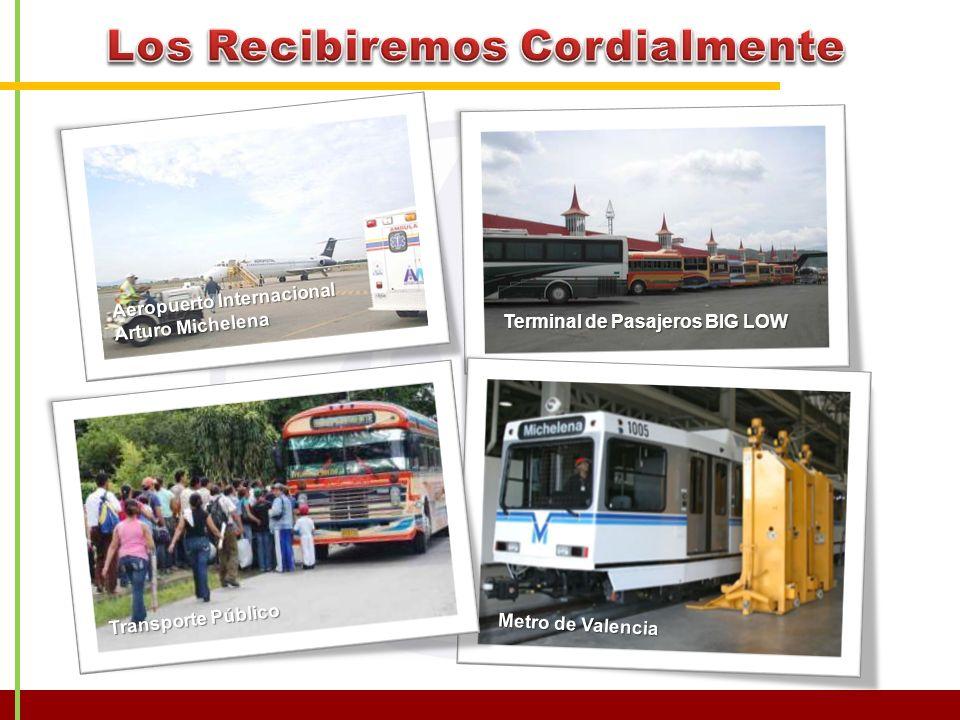 Prepare su equipaje ya sea por tierra, mar o aire los esperamos en Valencia 2010