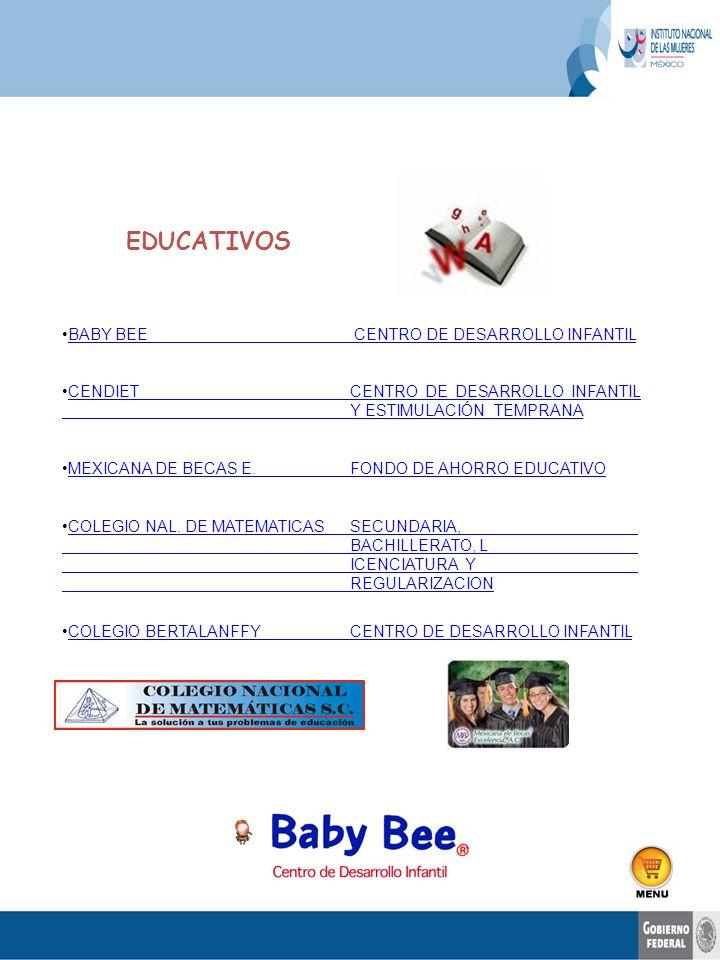 BABY BEE CENTRO DE DESARROLLO INFANTILBABY BEE CENTRO DE DESARROLLO INFANTIL CENDIETCENTRO DE DESARROLLO INFANTIL Y ESTIMULACIÓN TEMPRANACENDIETCENTRO