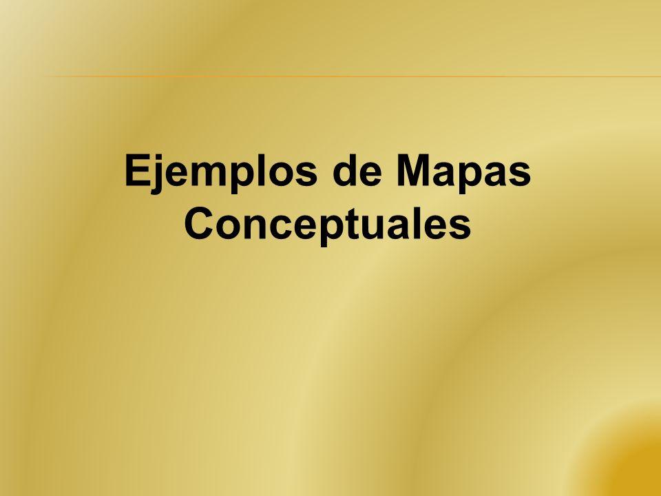 Características SELECCIÓN: antes de construir el mapa conceptual hay que seleccionar los conceptos más importantes. JERARQUIZACIÓN: los conceptos se o