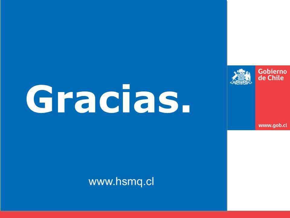 Gracias. www.hsmq.cl