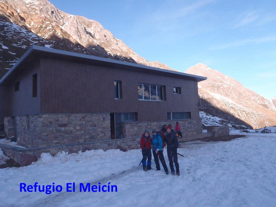 Refugio El Meicín
