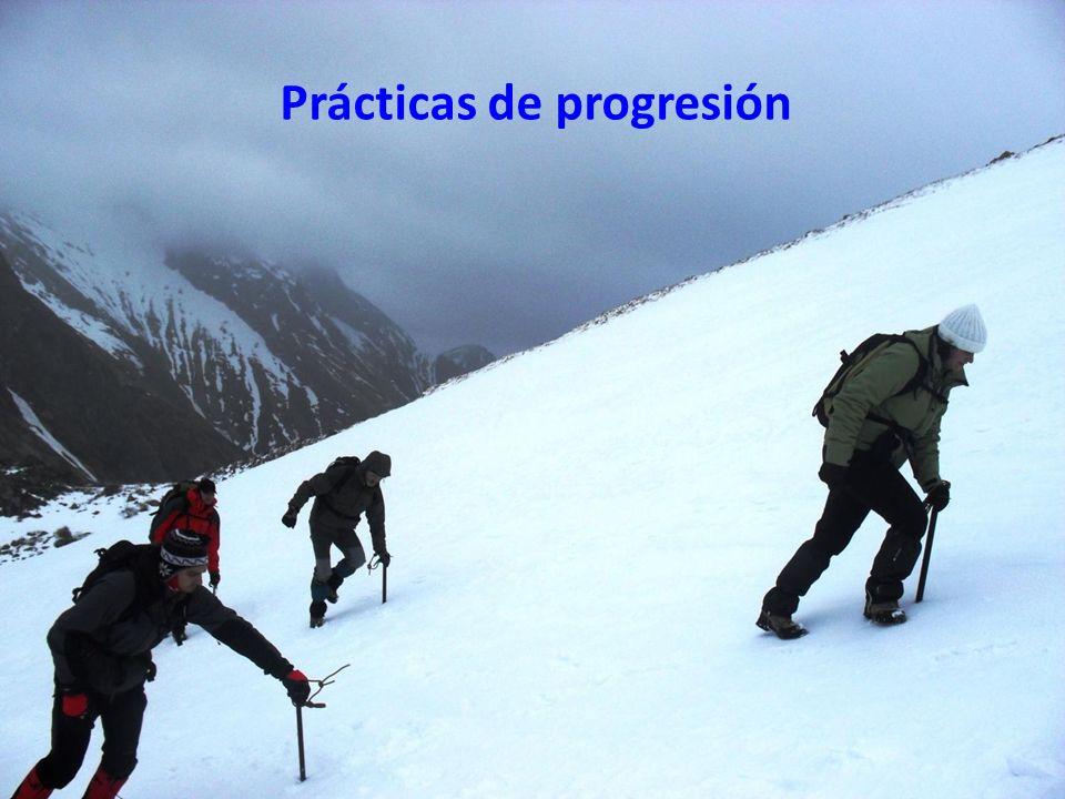 Prácticas de progresión