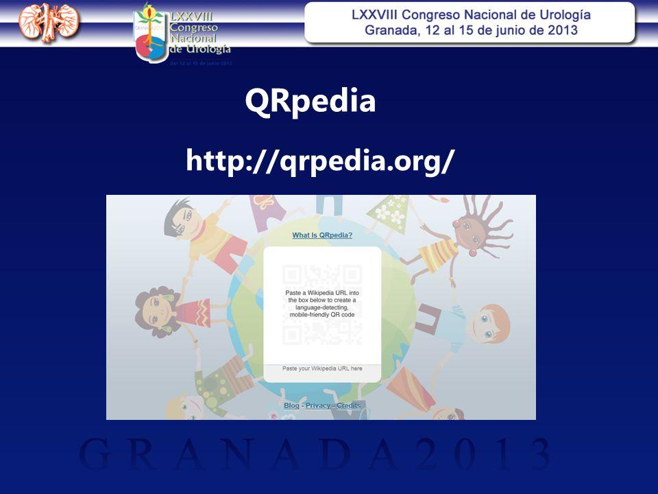 QRpedia http://qrpedia.org/