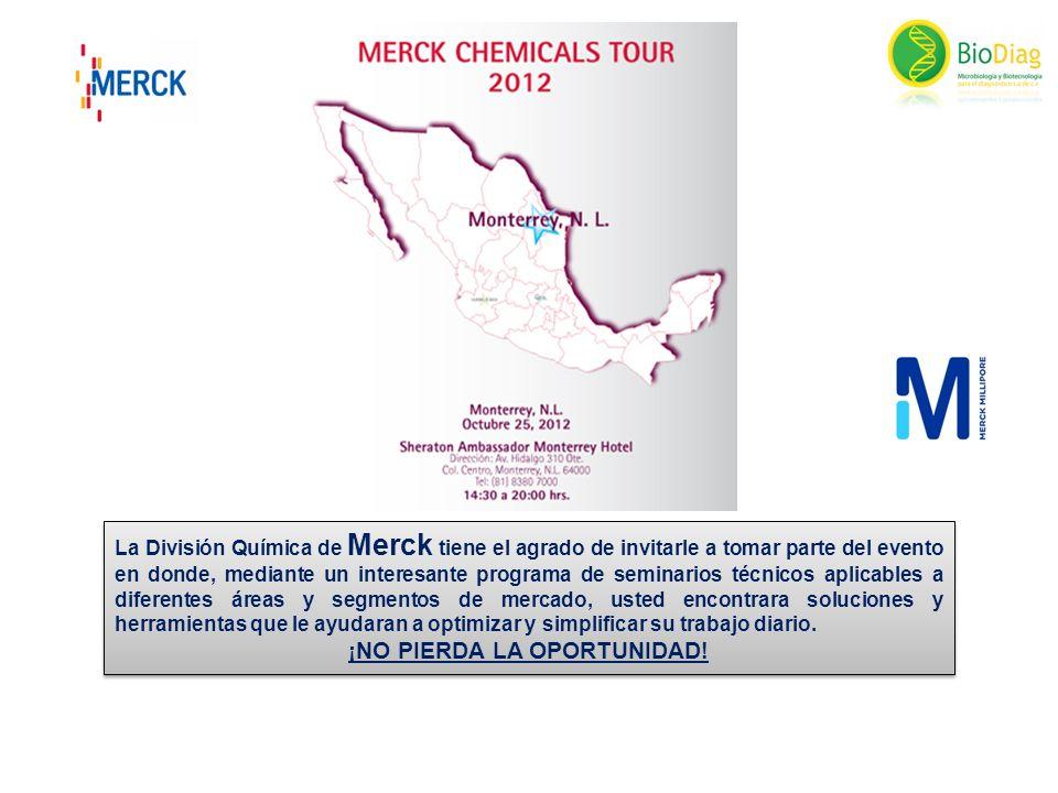 MERCK CHEMICALS TOUR 2012 2012