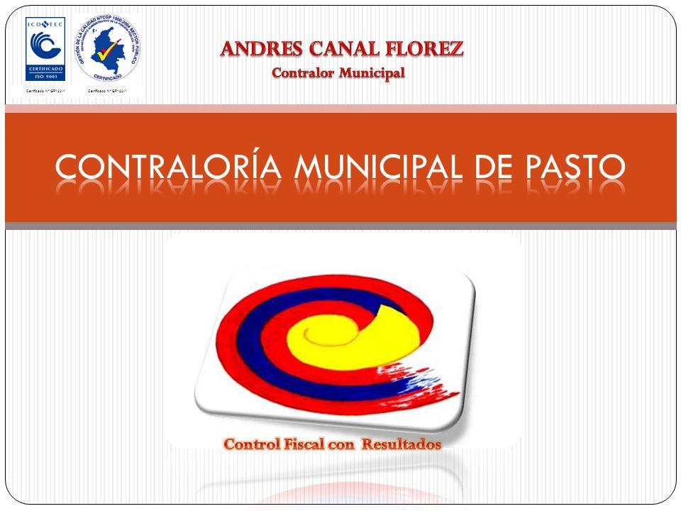 Certificado Nº GP122-1