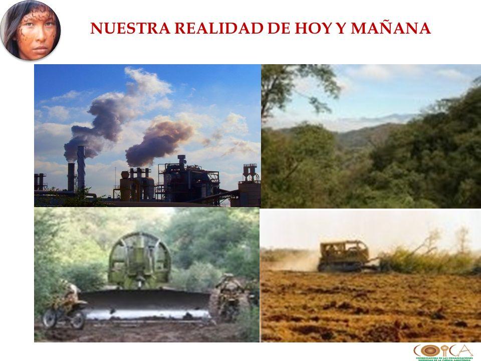 NUESTRA REALIDAD DE HOY Y MAÑANA