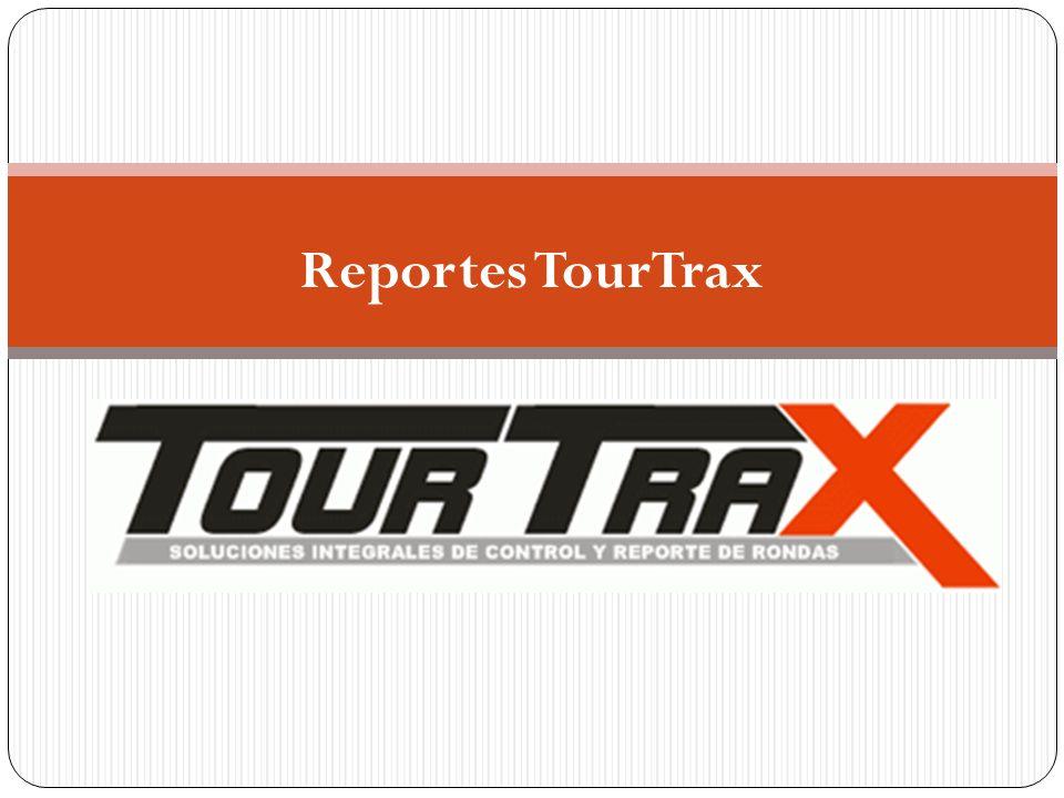 Reportes TourTrax