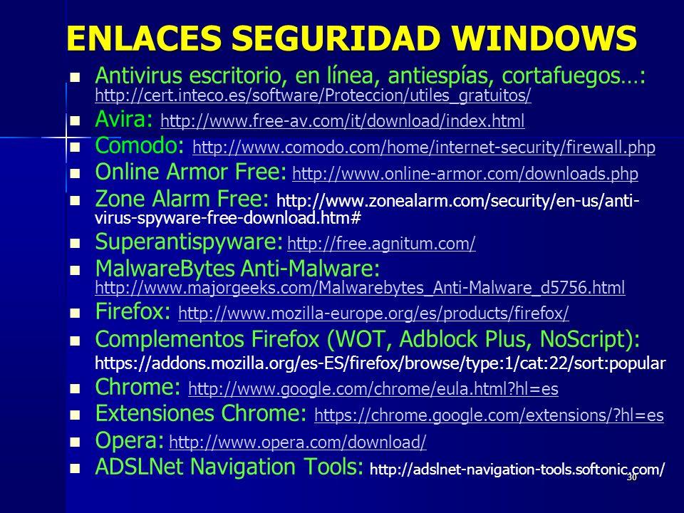 31 Mejores programas: http://techsupportalert.com/dr/ http://techsupportalert.com/dr/ Equivalentes gratuitos : http://www.freealts.com/index.php.