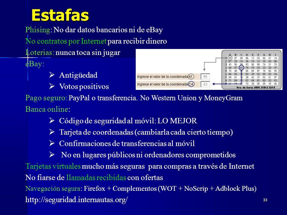 34 Ubuntu: http://www.ubuntu.com/getubuntu/download AVG Free: http://free.avg.com/us-en/download-free-antivirus Superantispyware: http://www.superantispyware.com/download.htmlhttp://www.superantispyware.com/download.html Firefox: http://www.mozilla-europe.org/es/products/firefox/http://www.mozilla-europe.org/es/products/firefox/ Complementos Firefox (WOT, Adblock Plus, NoScript): https://addons.mozilla.org/es-ES/firefox/browse/type:1/cat:22/sort:popular OpenOffice: http://es.openoffice.org/programa/ CDBurnerXP: http://cdburnerxp.se/download GIMP: http://gimp.org/downloads/ Teamviewer (Acceso remoto a otros ordenadores) http://www.teamviewer.com/download/TeamViewer_Setup_es.exe Httrack (Descarga webs enteras) http://www.httrack.com/page/2/en/index.html Atube catcher (Descarga vídeos de youtube y otros portales) http://atube-catcher.softonic.com/ Ccleaner (Limpieza PC, reparación registro, desinstalar programas, gestionar programas que se cargan en inicio) http://www.filehippo.com/download_ccleaner/ PROGRAMAS QUE USO 1