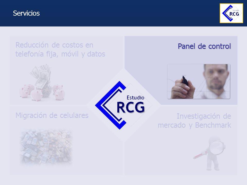 Panel de Control El objetivo del servicio es brindar al cliente una herramienta de administración de la facturación de Telefonía Fija y Móvil.
