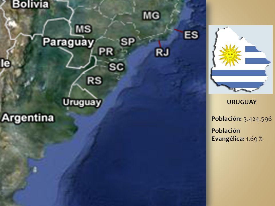 BDD-CLIRE-IDD País:Uruguay DATOS GENERALES Nombre y Apellido:Alcides Morales Cargo: Supervisor Nacional Obispo OrdenadoGrado Ministerial: Formación Académica: Bachillerato Bíblico Ministerial.