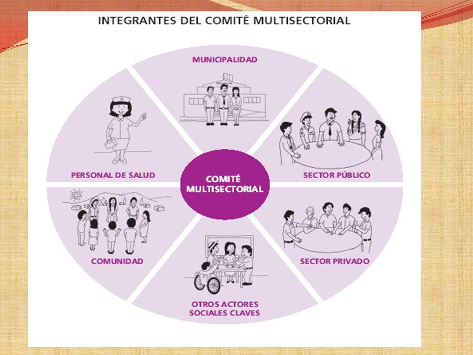 Los Municipios Saludables contribuyen a mejorar la calidad de vida de la población y a consolidar los procesos de descentralización promoviendo la aut