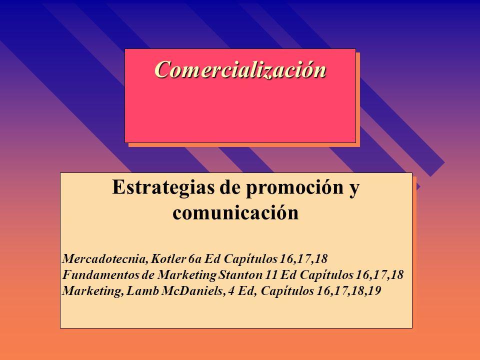 Ronald Santos Cori Variable Controlable de Promoción La comunicación de la empresa con su entorno y sus consumidores se da por la promoción