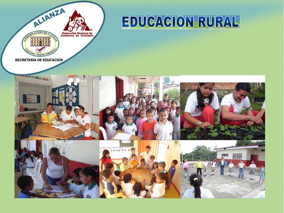 En la Educación rural del departamento de Caldas el modelo Escuela Nueva ha dimensionado la evaluación, al concebirla como un ejercicio permanente, por procesos, formativa y flexible.