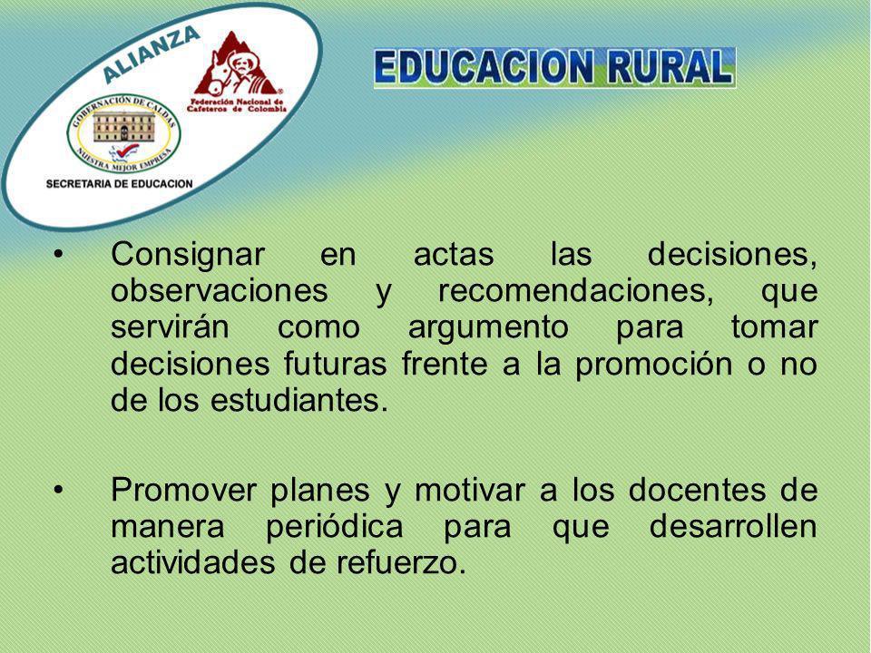 AREASASIGNATURASINT.VALORACIÓNEQUI HORASCONCEPTUALCON CIENCIAS NATURALES Y EDUCACIÓN AMBIENTAL Ed.
