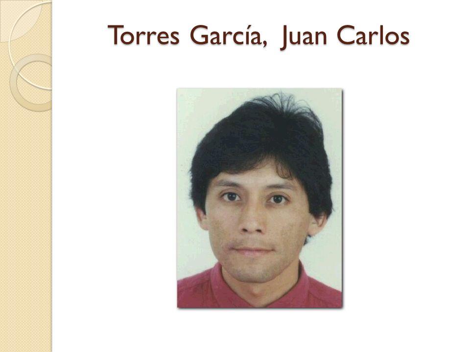 Torres García, Juan Carlos