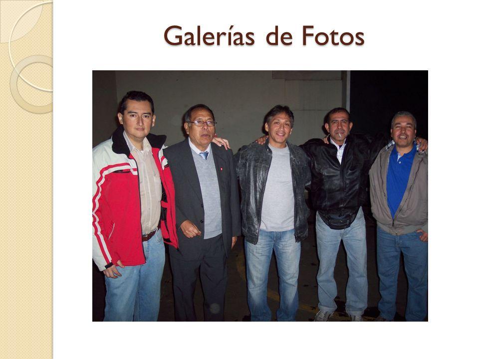 Galerías de Fotos