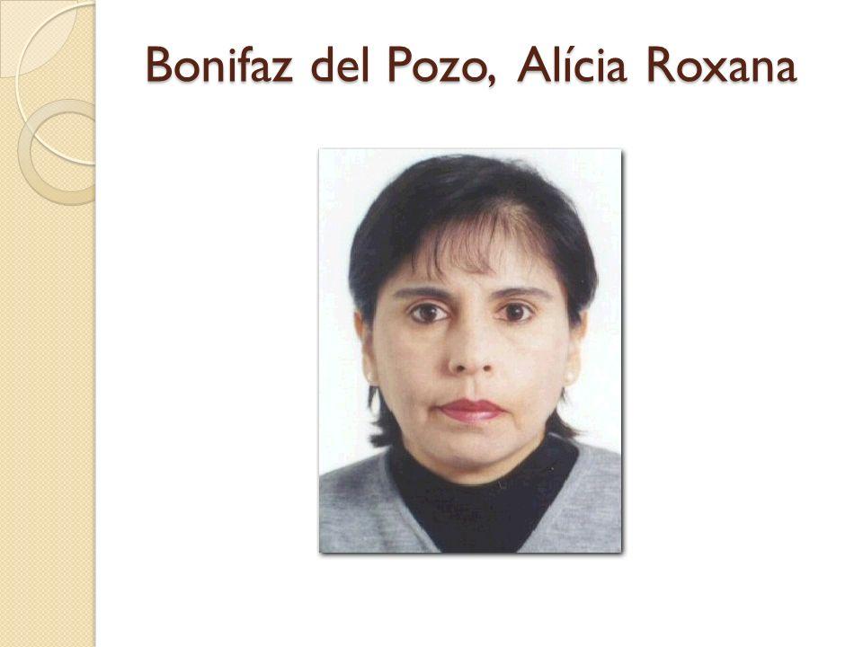 López Bonatto, Graciela Patricia