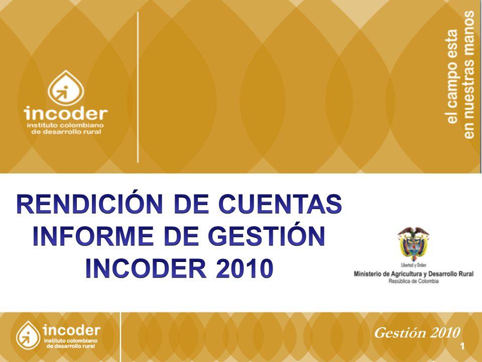 1 Gestión 2010