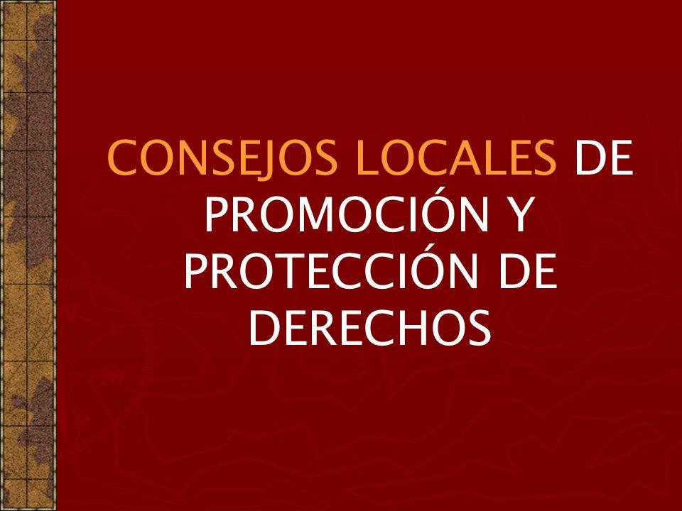 COMISION INTERMINISTERIAL PARA LA PROMOCION Y PROTECCION DE LOS DERECHOS DEL NIÑO Autoridad de aplicación: Ministerio de Desarrollo Humano Autoridad d