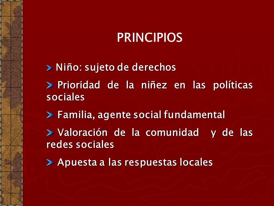 SISTEMA integral de promoción y protección de derechos coordinan orientan ejecutan controlan organismos serviciosentidades Las políticas, los programa