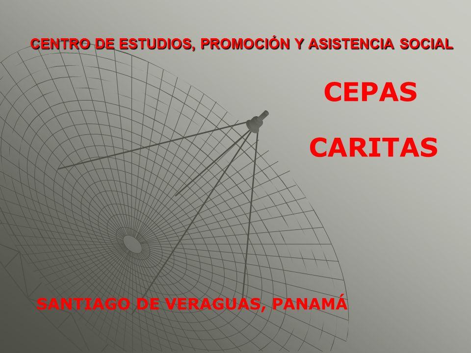 CENTRO DE ESTUDIOS, PROMOCIÓN Y ASISTENCIA SOCIAL CARITAS CEPAS SANTIAGO DE VERAGUAS, PANAMÁ